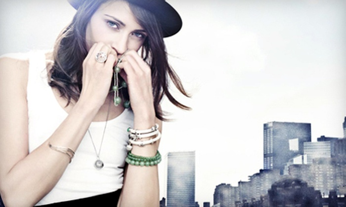 Christian Taylor Jewelers & Goldstash Jewelers - Multiple Locations: Fine Jewelry at Christian Taylor Jewelers & Gold Stash Jewelers (Up to 55% Off). Two Options Available.