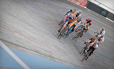 National Sports Center Velodrome: