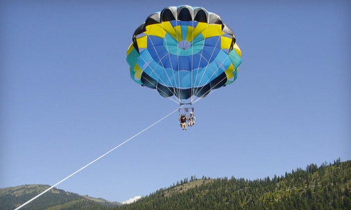 Parasail Catalina - Multiple Locations: Parasailing Ride for Two or Three from Parasail Catalina (Up to Half Off)