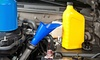 Xpress Auto Care - Multiple Locations: Conventional, Synthetic-Blend, or High-Mileage Oil Change at Xpress Auto Care (Up to 59% Off)