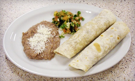 $32 Groupon for Parties of 4 or More - Coyote's Mexican Restaurant in Orem