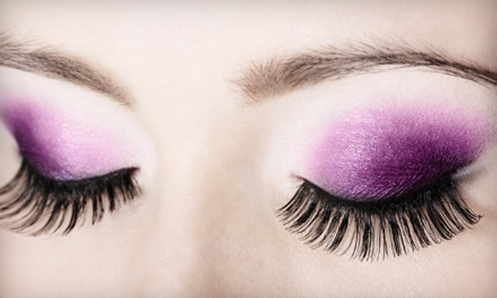 Lady Lash Affair - Rochester: $99 for a Full Set of Synthetic Eyelash Extensions at Lady Lash Affair ($200 Value)