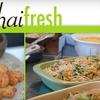 Half Off at Thai Fresh