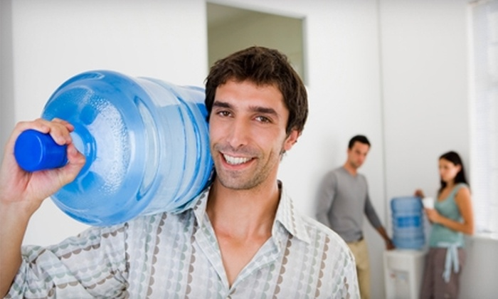 AquaOne - Amarillo: $25 for Two Months of Water-Delivery Service from AquaOne ($57.98 Value)