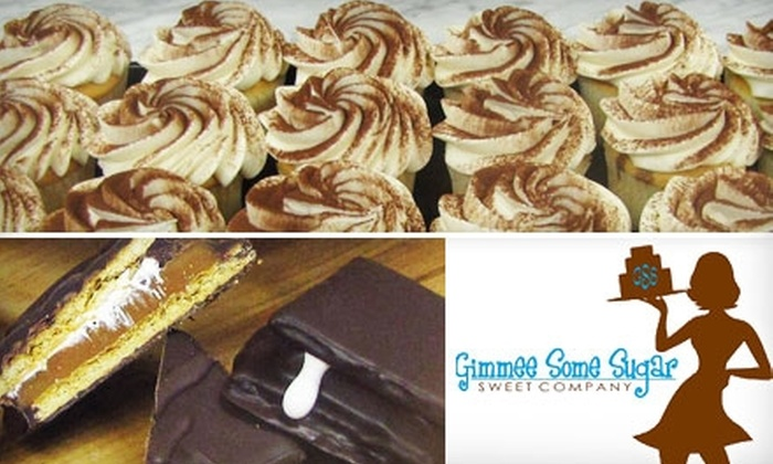 Gimmee Some Sugar - Riviera/Westchester: $4 for $10 Worth of Tasty Baked Goods at Gimmee Some Sugar