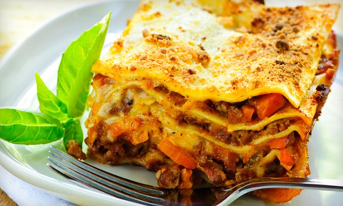 Reali's Fine Italian Cuisine - Johnston: Italian Fare and Drinks at Reali's Fine Italian Cuisine in Johnston (Up to 55% Off). Two Options Available.