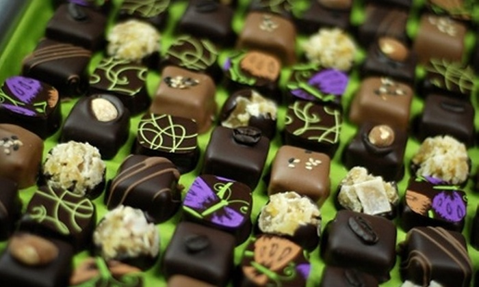 Hedonist Artisan Chocolates - South Wedge: $15 for $30 Worth of Gourmet Chocolate at Hedonist Artisan Chocolates