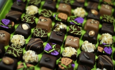 $30 Groupon to Hedonist Artisan Chocolates - Hedonist Artisan Chocolates in Rochester