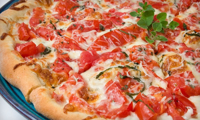 Mario's Pizza and Tony's Pizza  - Multiple Locations: $10 for $20 Worth of Casual Italian Fare and Drinks at Mario's Pizza and Tony's Pizza