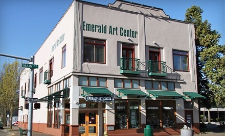 Emerald Art Center - Emerald Art Center in Springfield