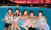 Inflatable LED Pool Float: Inflatable LED Pool Float