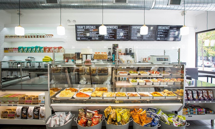 The Goddess and Grocer- State St. - Near North Side: $8 for $12 Worth of Gourmet Deli Food at The Goddess and Grocer