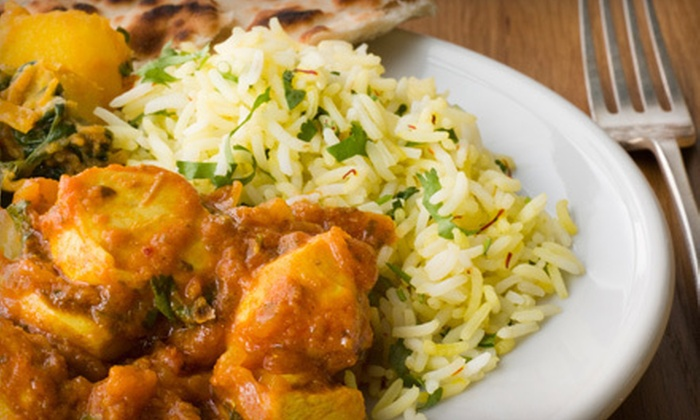 Iqbal Kebab - Multiple Locations: Indian and Pakistani Cuisine at Iqbal Kebab (Up to 57% Off). Four Options Available.
