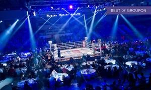 FEN 17 Baltic Storm: Od 34,99 zł: bilet dla 1 osoby na galę MMA FEN 17 Baltic Storm w Gdyni