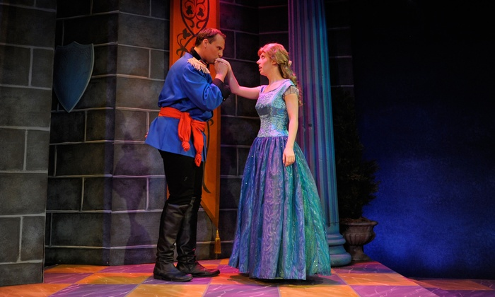 """The Frog and the Princess - Orlando Shakespeare Theater: """"The Frog and the Princess"""" at Orlando Shakespeare Theater From June 20 Through July 26 (Up to 40% Off)"""