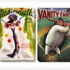 $59.99 for Vintage Magazine Covers on Canvas