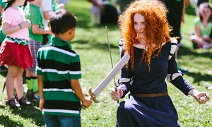 Fairplex: $10 for Celtic Faire Admission for Two at Fairplex on March 7th or 8th, 2015 ($20 Value)