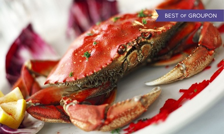 Up to 41% Off Seafood at Craw Station