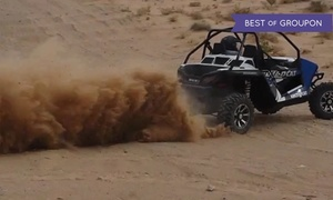 Up to 50% Off UTV Tours  at Sin City Off Road at Sin City Off Road, plus 6.0% Cash Back from Ebates.