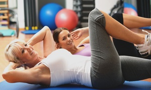 447 Club Fitness: 10 or 20 Fitness Classes at 447 Club Fitness (Up to 72% Off)