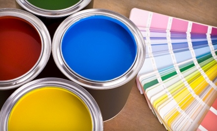 $30 Groupon to Kwal Paint - Kwal Paint in Austin