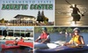 Sacramento State Aquatic Center - Mather: $7 for a One-Hour Canoe, Kayak, or Hydro-Bike Rental at Sacramento State Aquatic Center (Up to $14 Value)