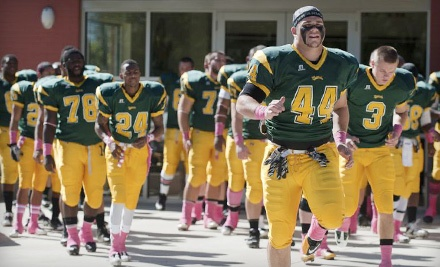 Methodist Univeristy Monarchs Football at the Methodist University Football Stadium and Basketball at the March F. Riddle Center: 1 Multigame Pass - Methodist University Monarchs in Fayetteville