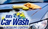 Bill's Car Wash and Detailing Center - Multiple Locations: $10 for Three Express Ultra Car Washes at Bill's Car Wash & Detailing Center ($30 Value)