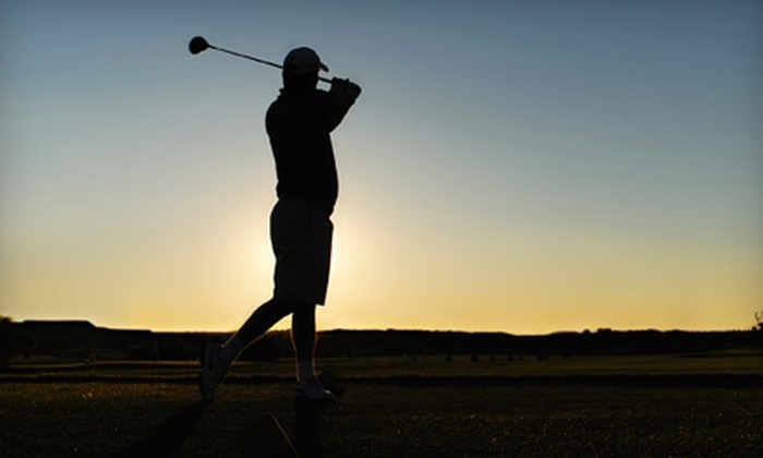 Ascarate Golf Course - Collingsworth: $27 for 18 Holes of Golf for Two Including Cart Rental at Ascarate Golf Course ($54 Value)