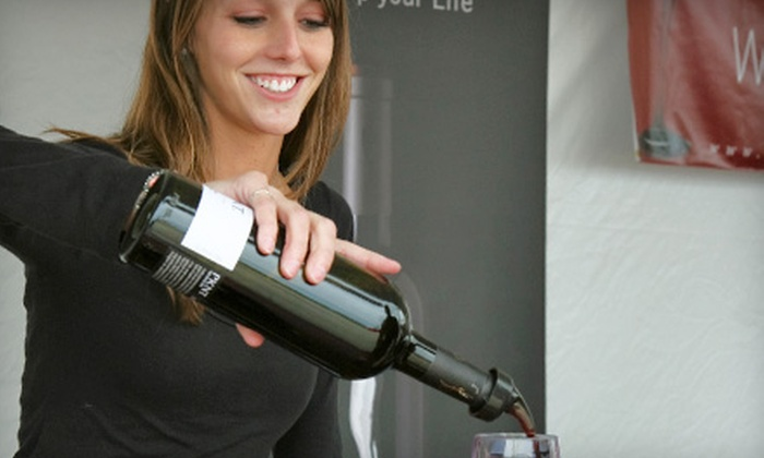 Indianapolis Wine Festival - Central Indianapolis: Admission for Two or Four to the Indianapolis Wine Festival