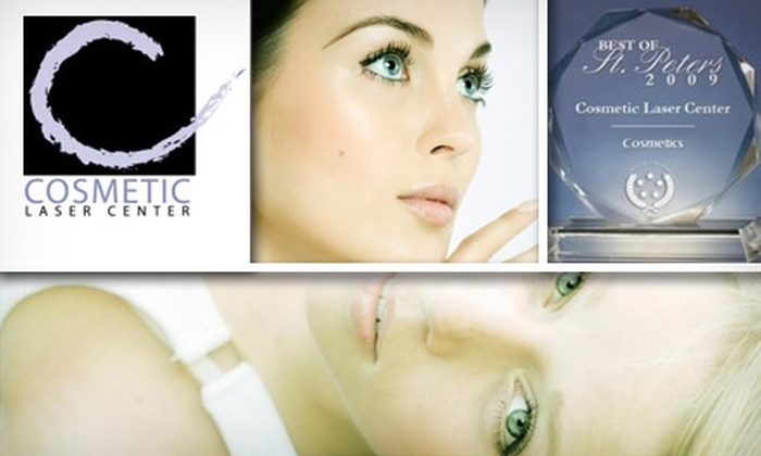 Cosmetic Laser Center - Saint Peters: $36 for a Medical Microdermabrasion Treatment at Cosmetic Laser Center ($132 Value)