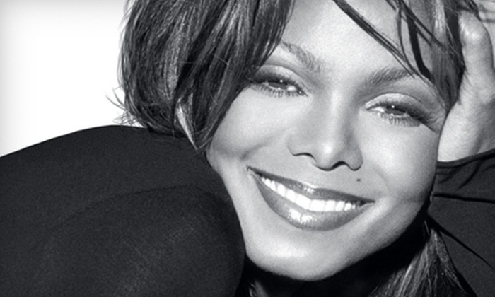 Janet Jackson at Jacobs Pavilion at Nautica - Ohio City: One Ticket to See Janet Jackson at the Jacobs Pavilion at Nautica on August 12 at 8:45 p.m.