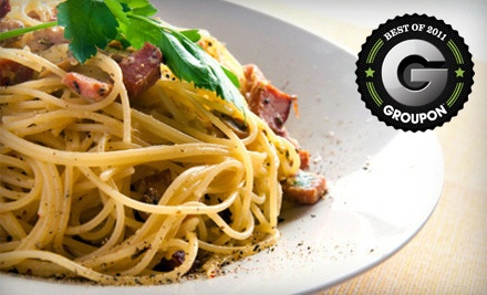 $20 Groupon for Italian Cuisine and Drinks - La Cucina in Dartmouth Crossing