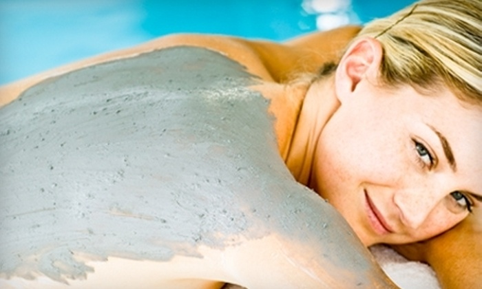 Body Wraps By Pam - Powell: $48 for Seaweed Mud Wrap at Body Wraps By Pam at The Skin Spa of Powell ($130 Value)