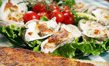 $24 Groupon to Bywood Seafood Market - Bywood Seafood Market in Rosemont