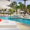 Palatial South Beach–esque Resort on the Vegas Strip