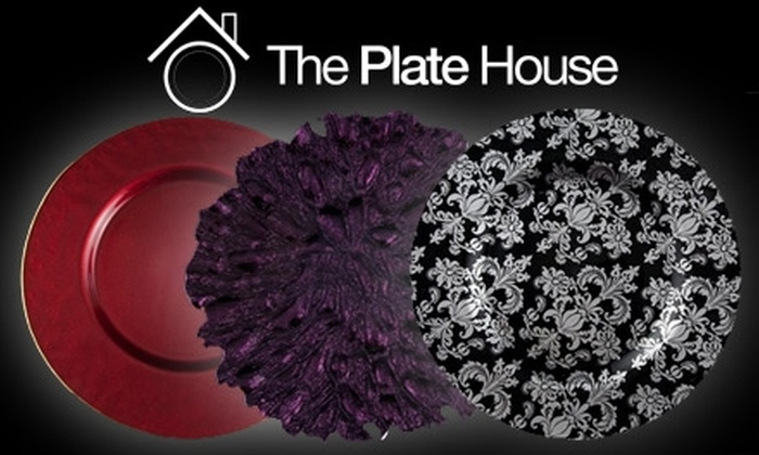 The Plate House - Inland Empire: $35 for $75 Worth of Elegant Plates and Bowls from The Plate House