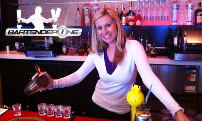 BartenderOne  - Multiple Locations: $39 for a Coffee or Bartending Workshop at BartenderOne (Up to $99 Value)