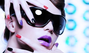 Ida's Salon: One or Two No-Chip Manicures at Ida's Salon (Up to 62% Off)