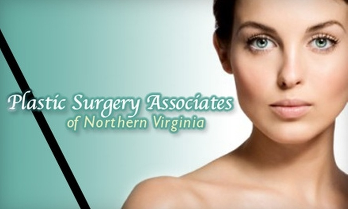 Plastic Surgery Associates of Northern Virginia - Tysons Corner: $125 for One SmoothShapes Cellulite Treatment ($249 Value) or $75 for One HydraFacial ($150 Value) at Plastic Surgery Associates of Northern Virginia in McLean