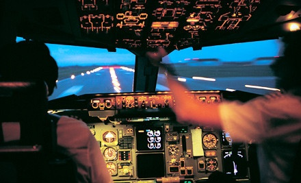 One 30-Minute Flight-Simulator Experience (a $100 value) - Destinations Executive Flight Training LLC in Tulsa