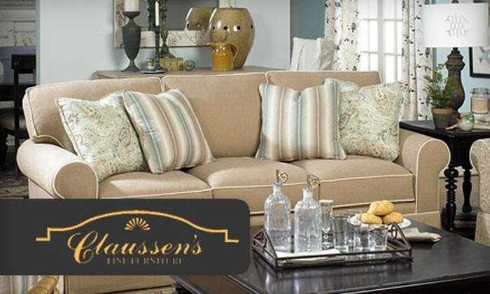 25 For Furniture At Claussen S
