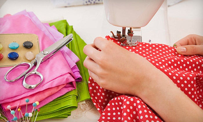 The Sewing Maniac - Northwest Side: One or Two Workshops at The Sewing Maniac (Up to 57% Off)