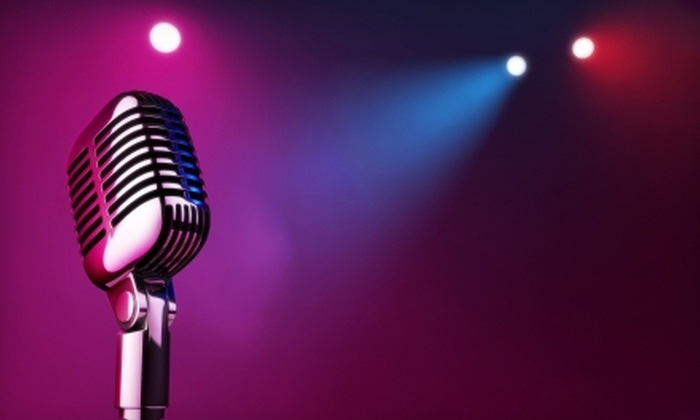 Laugh Out Loud - Uptown Loop: $20 for Two Comedy Show Tickets and a $5 Food Voucher at Laugh Out Loud Comedy Club ($41.44 value)