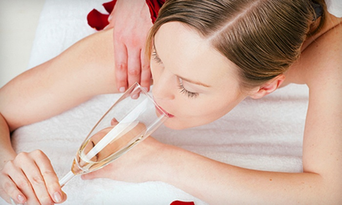 Iguazu Day Spa - SoHo: Three-Hour Spa Day with Champagne Lunch for One or Two at Iguazu Day Spa (Up to 53% Off)