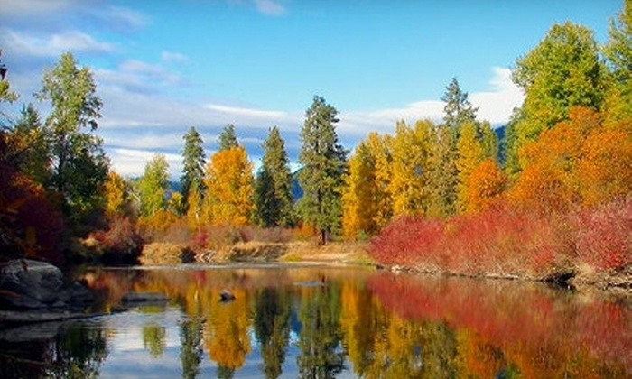 Obertal Inn - Leavenworth: $64 for a One-Night Stay in a King Fireplace Room at Obertal Inn in Leavenworth