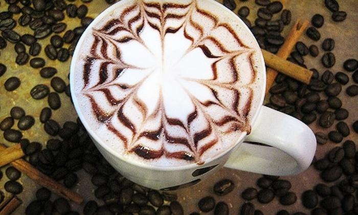 J Bean Coffee - Norridge: $5 for $10 Worth of Premium Coffee and Café Fare at J Bean Coffee in Norridge