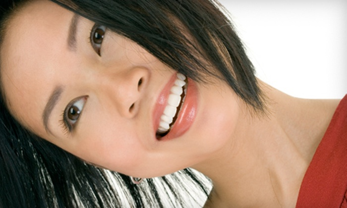 DaVinci by Coree - University Park: $99 for 60-Minute In-Office Laser Teeth Whitening from DaVinci Teeth Whitening at DaVinci by Coree in Fort Collins ($319 Value)