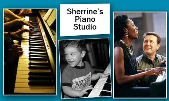 Sherrine's Piano Studio - Richland III: $30 for a Five-Week Piano Workshop at Sherrine's Piano Studio