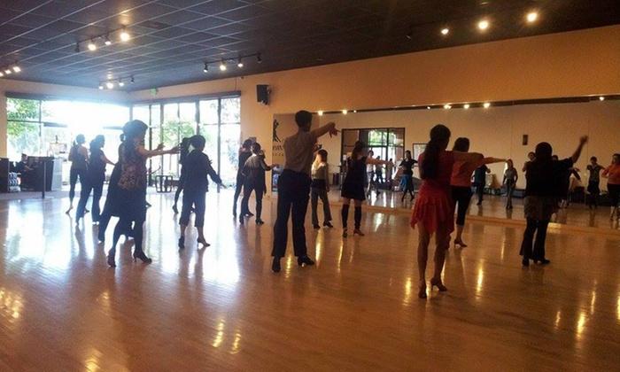 "Dance Vita - Belmont: $98 for $200 Worth of Dance Lessons — ""DanceVita"" Ballroom Studio"